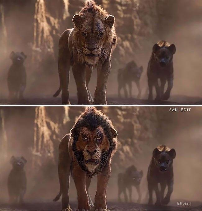 PuMQ5FbF3BA - Король Лев, как я смотрел этот фильм