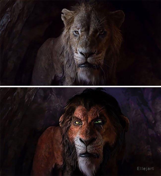 BRuK5AqaY04 - Король Лев, как я смотрел этот фильм