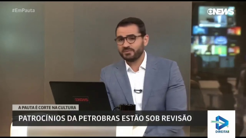 Presidente Bolsonaro manda rever contratos de cultura da Petrobras. Entenda