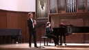 Mozart Clarinet Concerto 1st movement plays Leonid Zelenin