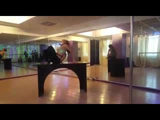 Strip  table dance хореограф: луценко галина