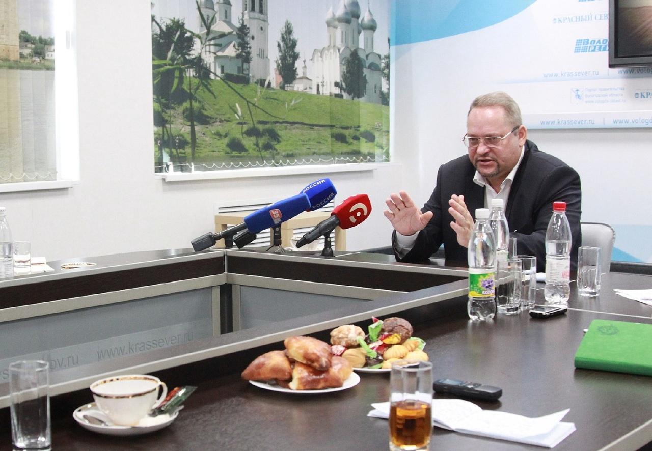 Реконструкция здания Вологодской картинной галереи завершится в декабре