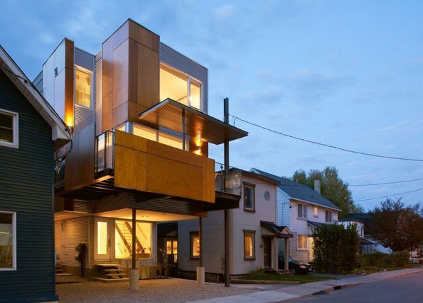 Front to Back Infill / Colizza Bruni Architecture