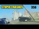 Stupid driving mistakes 356 (May 2019 English subtitles)