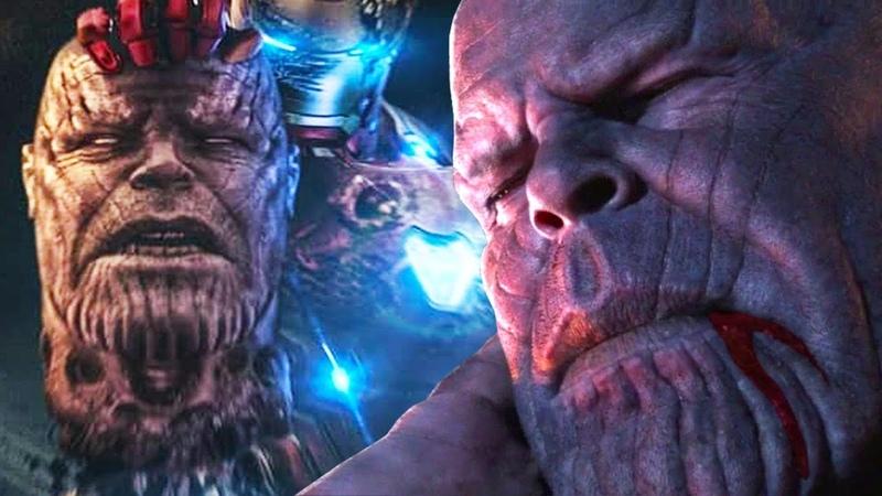 Вот почему Танос умрёт в первые минуты Мстителей 4: Финал