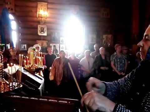 13.03.2017 Молебен в честь вмч. Пантелеимона. И поклонение святыням...