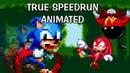 Sonic 3 TRUE legit speedrun animated in 6:20