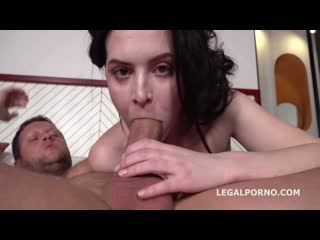 Elley (mr. anderson anal casting with elley, balls deep anal, gapes, facial gl024)[2019, asslicking, rimming, anal, gape, 720p]