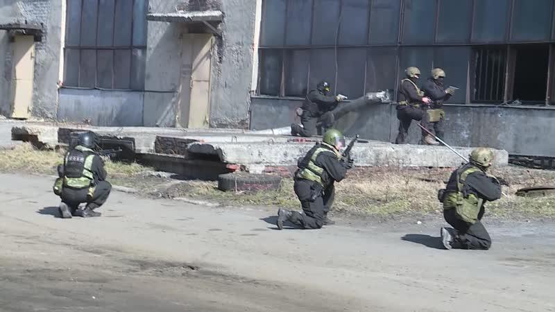 Захват заложников на заводе Резинотехника В Саранске прошли учения 18 04 2019