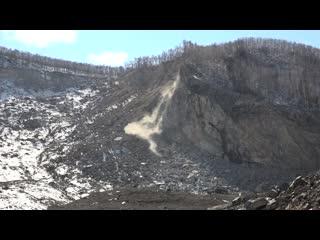 Зиничев оценил обстановку на месте схода грунта на русло реки Бурея в Хабаровском крае