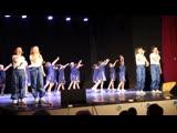 Непобедимы, группа Взрослые дети и студия современной хореографии Дива