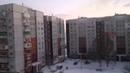 ДНР. Ополченцы ведут огонь из РСЗО Град . 02.12.2014