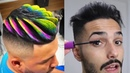 Best Men Haircuts Transformation 💈🔥 Skills Level 999 🔪