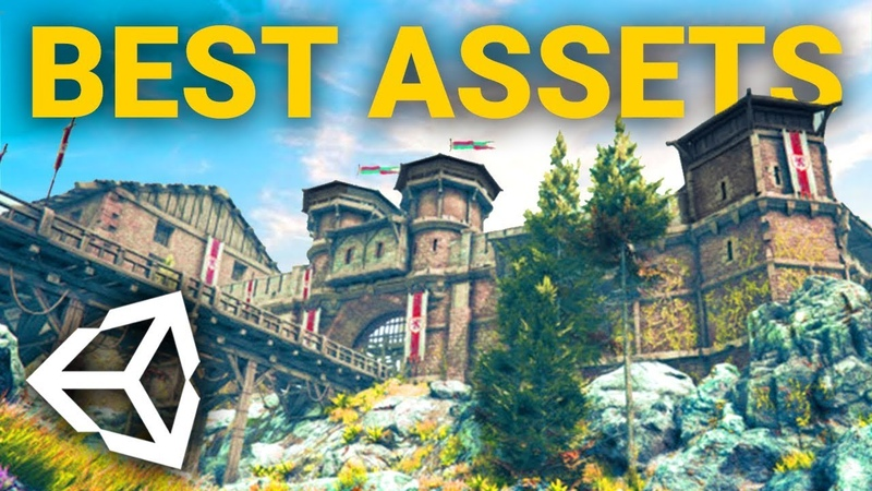 5 AMAZING ASSETS for Unity 2019 🔥