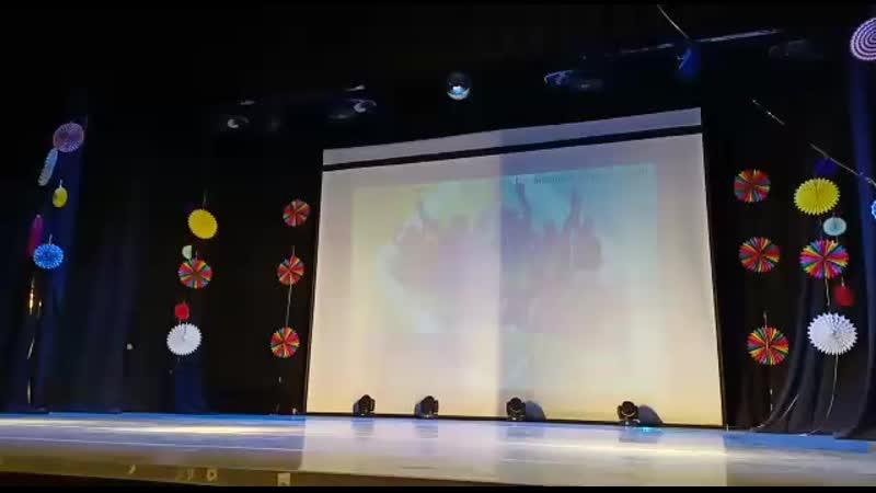 танец с хореографом Э.Р.