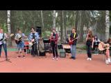 Knockin on Heavens Door Студия 8-10 + Кирилл Гречухин + Наталия Александровна
