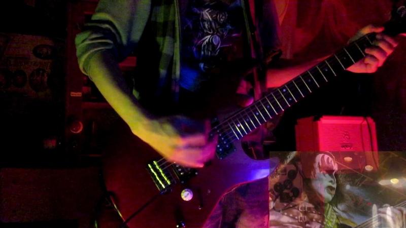 KISS - Modern Day Delilah - Guitar Cover