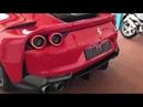 Ferrari 812 Superfast VS Lamborghini Aventador S , V12 Sound
