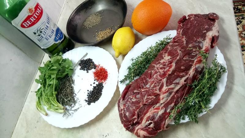 Баранья корейка от звезды Мишлен или стоит ли готовить это..