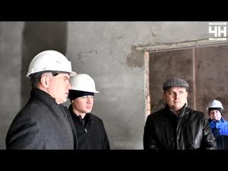 В Чебоксарах ведется строительство 2 школ и 10 детских садов