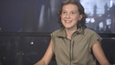 Godzilla: King of the Monsters Set Visit: Millie Bobby Brown Is the Ultimate Prank Master