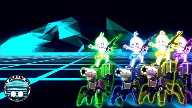 Foxsky - Kirby Smash | Music Visualization🖤🎶💎