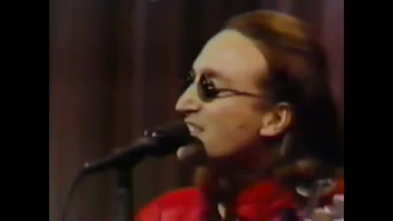 John Lennons last TV performance. A Salute to Sir Lew Grade, 13.06.1975