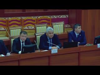 Депутат Т.Икрамов пояснил, почему не смог произнести слово «гомосексуализм»