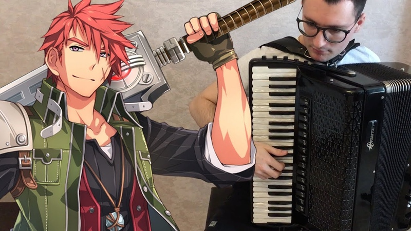 Trails in the Sky SC - Looming Threat | Accordion Cover
