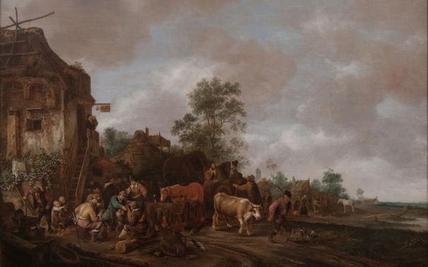 Исаак ван Остаде (нидерл. Isaac van Ostade, 2 июня 16211649( 28 лет))  нидерландский художник.