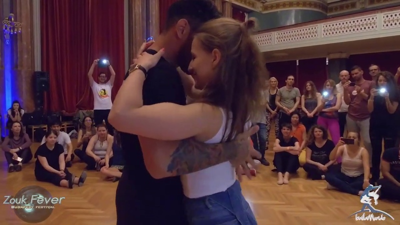 Baila Mundo - Bea Melody e Renato Veronezi (Zouk Fever Budapest Festival 2019)