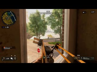 It was all about the timing. black ops 4