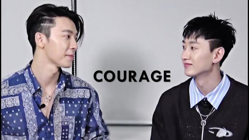 P109 ENG EunHae HaeHyuk moments Courage my love