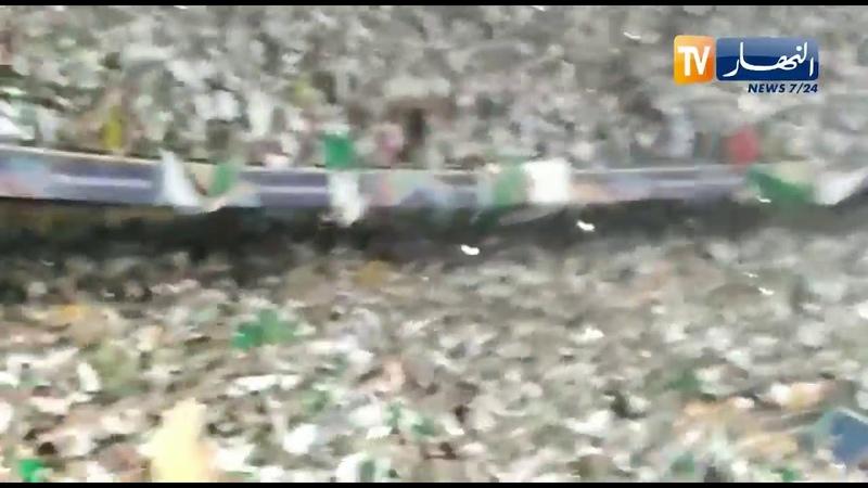 ملعب القاهرة ينفجر بعد إنتهاء مباراة النه 157
