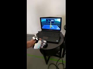 Перчатка виртуальной реальности dexmo force-feedback glove