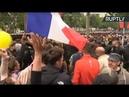 «Жёлтые жилеты» вышли на демонстрацию в Париже в День взятия Бастилии — LIVE