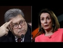 Nancy Pelosi's ATTACK On William Barr JUST Reached A NEW LOW For ONE Shocking REASONREPORT!!
