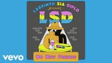 LSD - No New Friends (Official Audio) ft. Sia, Diplo, Labrinth