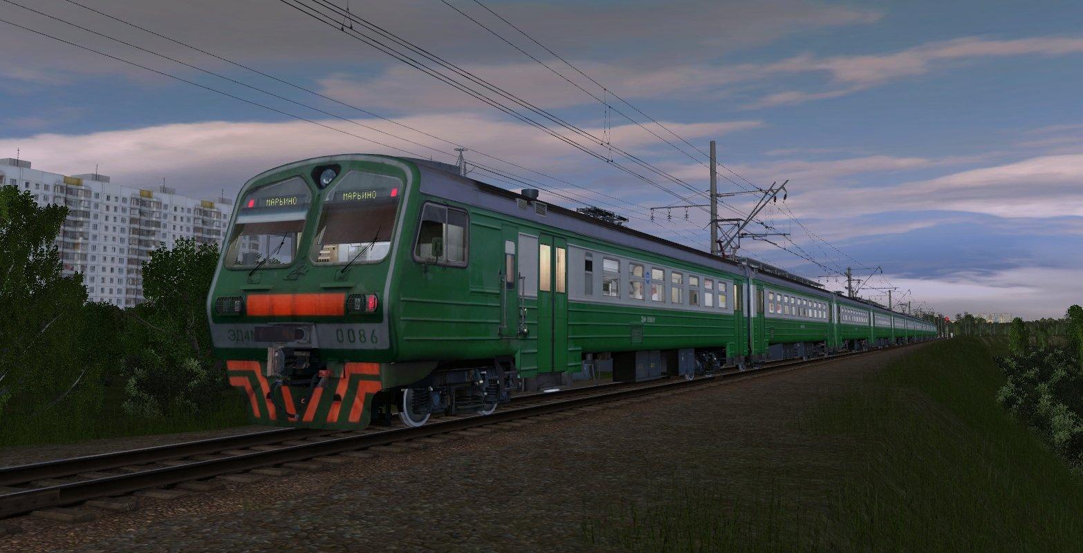 TRS: ЭД4М-0086