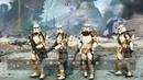 Commander Cody and the 212th Attack Battalion Defend Kashyyyk Star Wars Battlefront 2