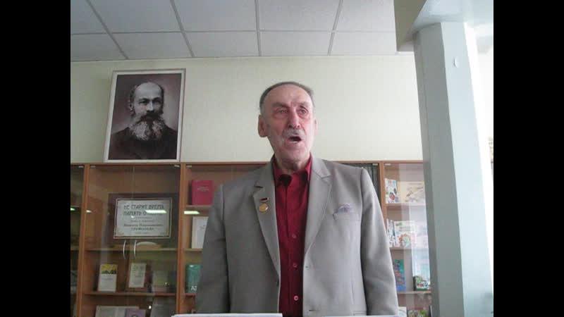 Ярославцы - родные друзья муз. И.Дунаевского, ст. Э.Шмулевича