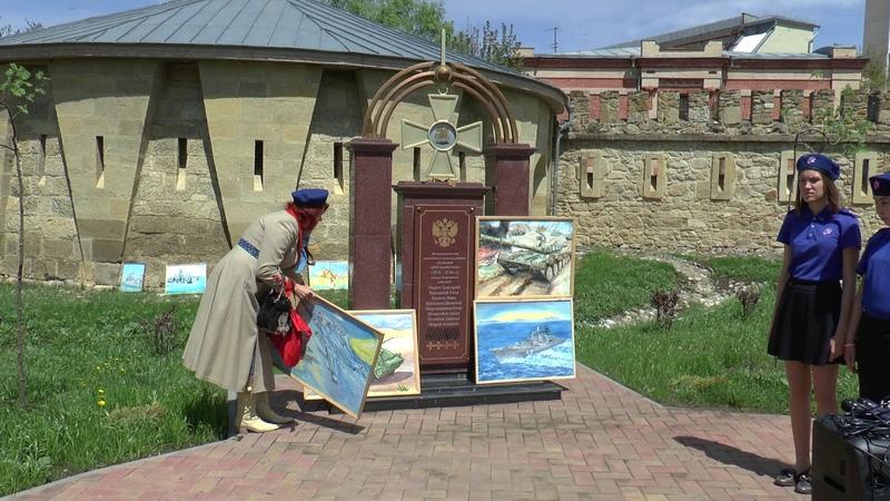 Панихида по воинам добровольцам погибшим в горячих точках День добровольца Донбасса 6 мая 2019