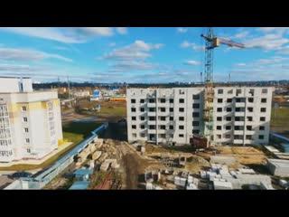 В Орловской области впервые строят дома с применением эскроу-счета