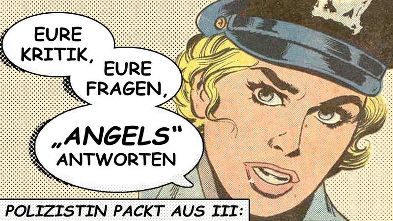 """Polizistin packt aus: Eure Fragen, """"Angels"""" Antworten"""