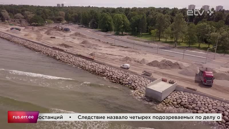 Мэрия Таллинна решила продолжить строительство улицы Рейди по превоначальному плану