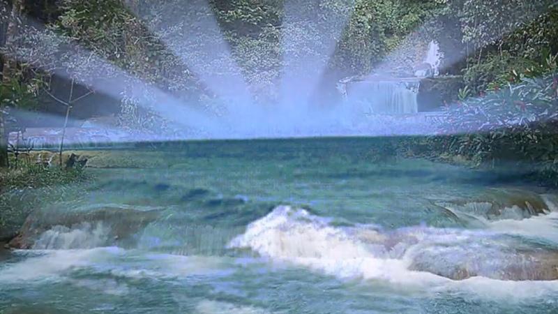 41 Warm River Тёплая река музыка и исполнение Сергей Лащёв