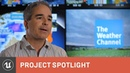 The Weather Channel Breaks New Ground with Immersive Mixed Reality  | Unreal Engine