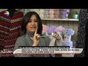 Düz Örgü Yelek Üzerine Zincir İşi Çalışması Making Knit Stitch Chain Work Vest with Alize