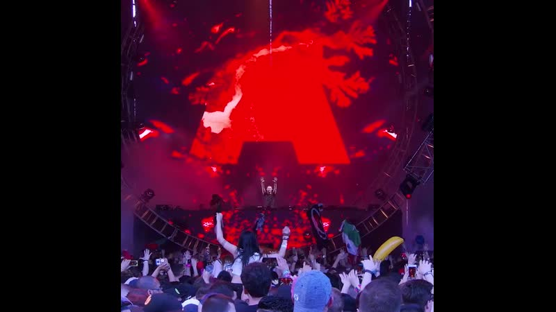 Simon Patterson feat Lucy Pullin Fall For You at ASOT Ultra Miami 2018
