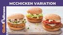 McChicken Variation preparali anche a casa tua con le ricette di GialloZafferano